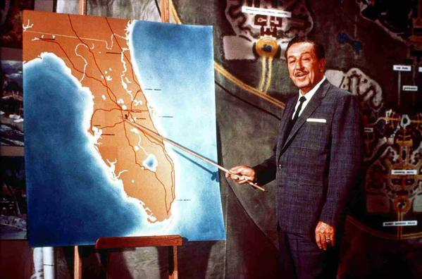 Walt Disney, after being asked where the best cocktails are served.