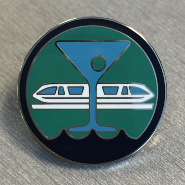 The Founder's Club Pin